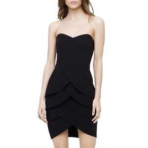 Club Monaco Prue Strapless Dress